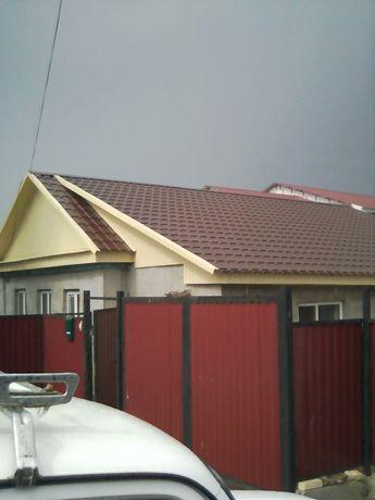 Кровельные работы, ремонт крыши, установка снегозадержателей