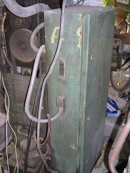 ел. табло от металорежеща фреза FUS25