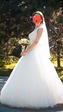 Свадебное платье марки ANNA SPOSA