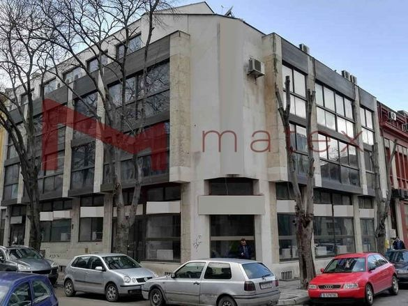 Офис сграда център Варна- Кателиев