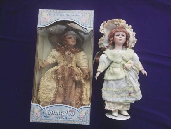 Продавам две порцеланови кукли