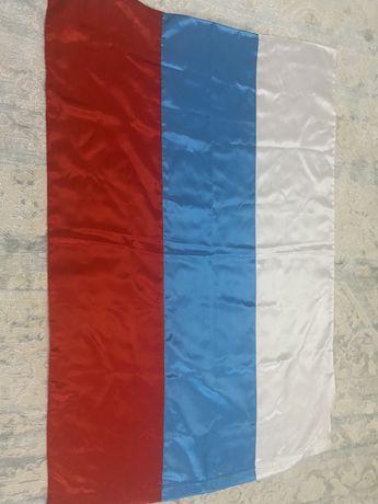 Продаю Флаг РФ, сшиты из шелкового материала