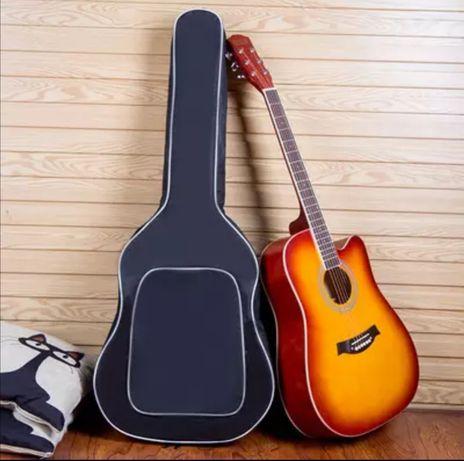 Чехол для гитары отличного качества !