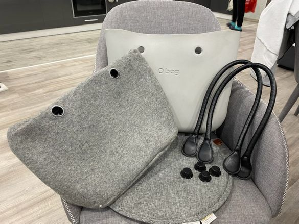 Дамска чанта O bag