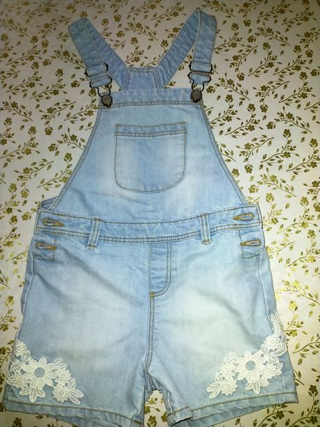Джинсовые шорты,детская одежда,одежда для девочек,шорты