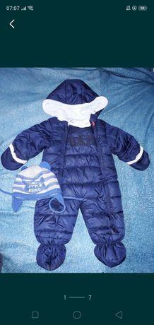 Куртка осен-весна для мальчика до годика.и Платье.