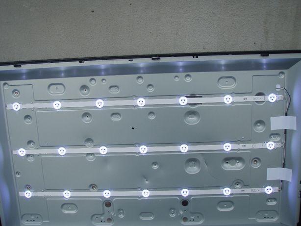 Set barete LED TV LG B2 6916L-1437A (2 bucati) + B1 6916L-1438A (o buc