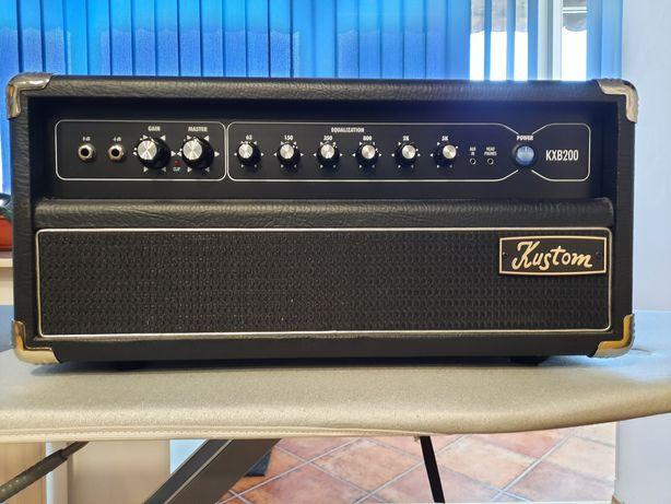 Vand amplificator bass Kustom KXB200H