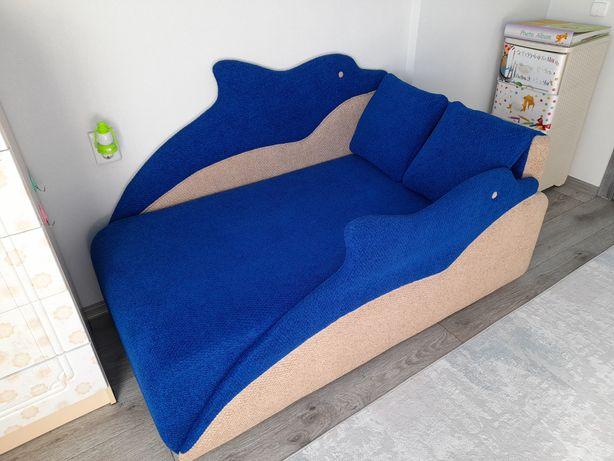 Детская кровать Дельфин