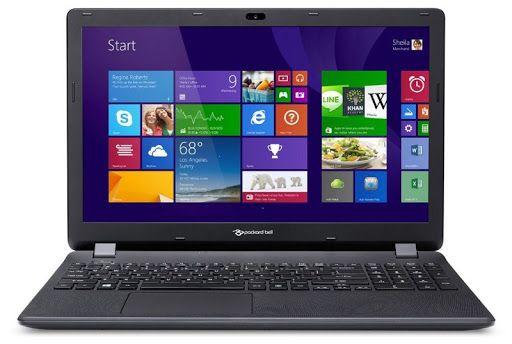 "Laptop Acer Aspire Intel Celeron 2.16GHz 15,6"" 4GB 500GB 120GB SSD"