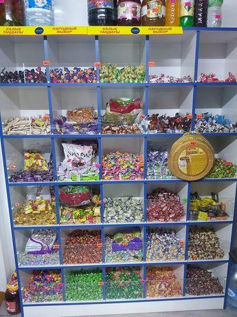 Продам конфетную полку