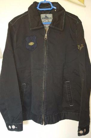 Jacheta barbati neagra marimea L bumbac de la My Jacket Scotch & Soda