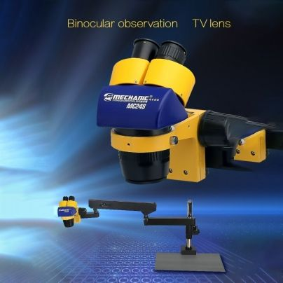 микроскоп mechanic mc24sm1