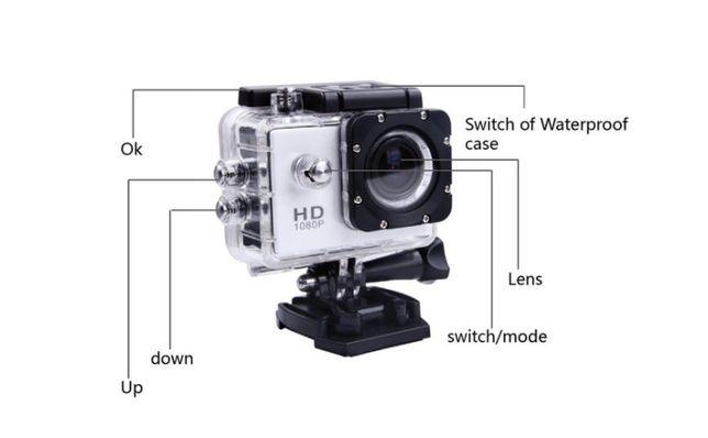 Camera Auto DVR Sport Bicicleta ,Oglinda HD 2 camere filmare trafic !!