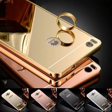 Огледален Кейс / Бъмпер за Huawei P8 Lite / P9 Lite / P10 Lite p8 p9