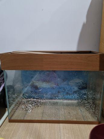 Аквариум стеклянный 40л