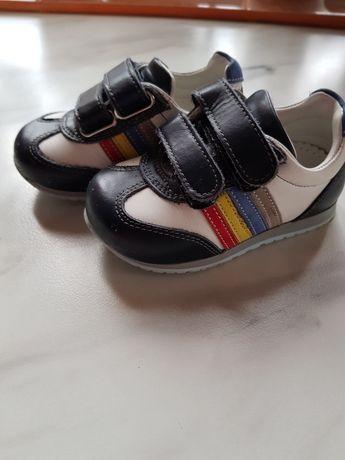 Adidasi piele Baby Avus nr 20