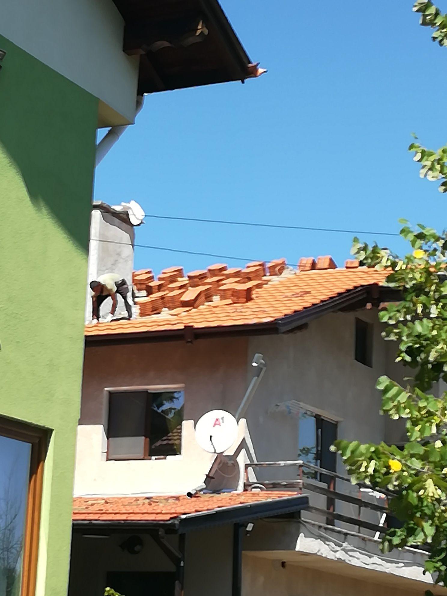 Ремонт на покриви Костинброд