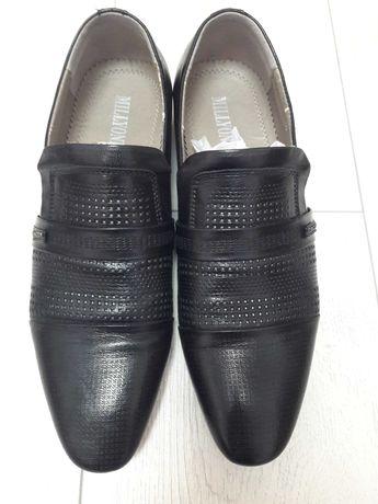 Туфли школьные 38 размер