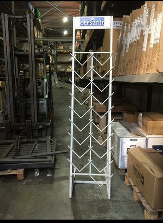Торговое оборудование для строительного магазина