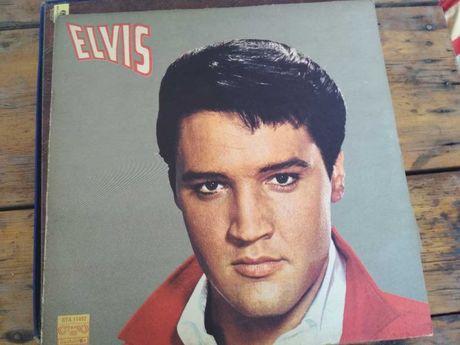 A11 Rare Elvis Presley - Elvis - Self titled - Bulgaria, Balkanton BTA