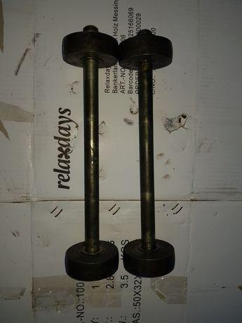 Ax cu role metalice ( 2 buc )