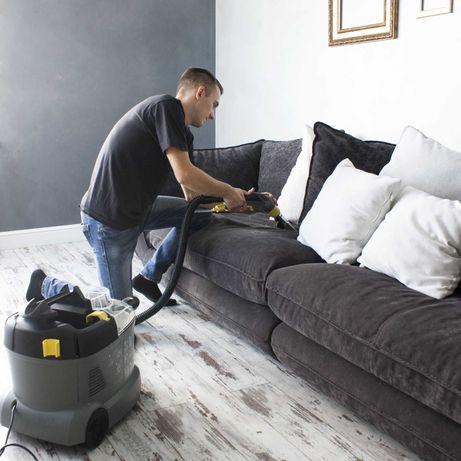 Клининг Химчистка Ковролин мягкой мебели Диван кроватей кресел чистка