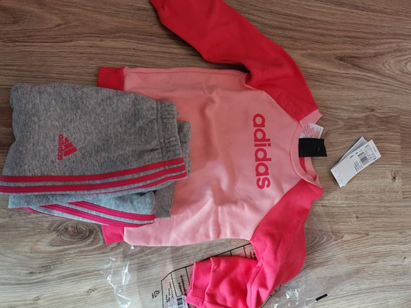 Нов оригинален детски анцунг Адидас/Adidas
