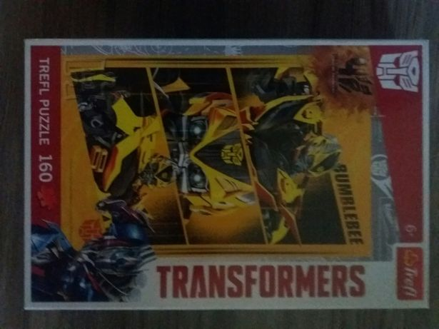 Reducere 40 % Puzzle transformers 160 piese