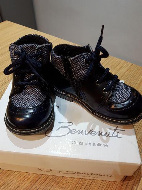Ghete / pantofi copii Benvenuti marimea 23