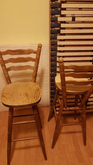Doua scaune bar