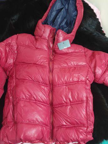 Okazie Geaca groasa de iarna marca Zara, superba,