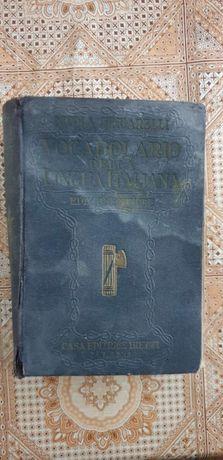 Речник На Италианския Език Никола Цингарели 1939г.