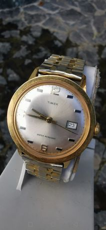 Ceas Timex Calendar - Mecanic - 35 mm