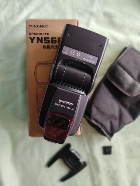 Вспышка Yongnuo Speedlite YN560 |||