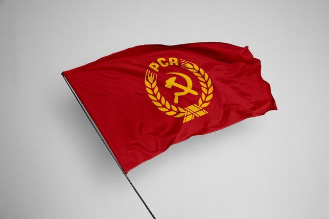 Steag PCR Partidul Comunist Roman