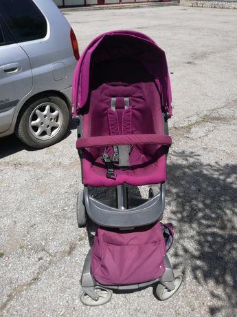 Бебешка количка Dsland