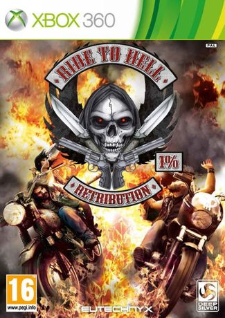 Shadowrun Ride to Hell Retribution нова Amped 3 и WET за Xbox360
