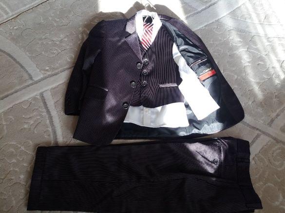 Официален костюм за 6г. Pierre Carlos