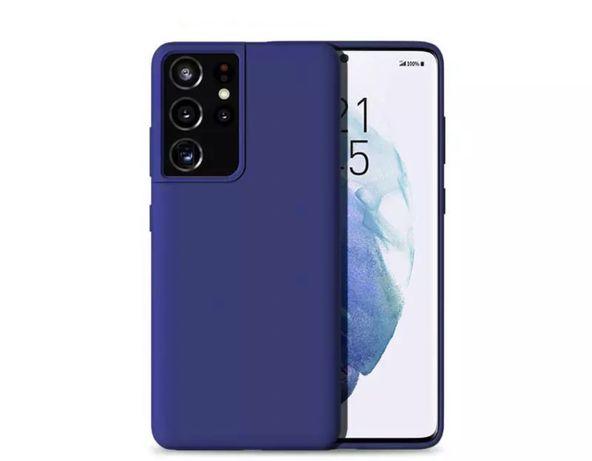 Husa X LEVEL Silicon Interior Catifea Samsung S21 S21 Plus S21 ULTRA