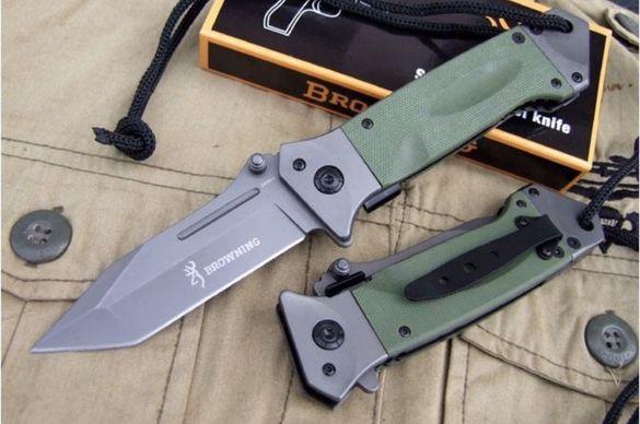 Ловен нож сгъваем-21см.