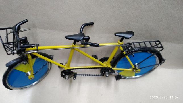 Сувениры велосипед.
