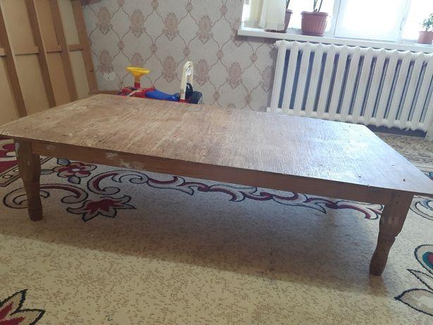 Жер стол узындыгы 2метр ени 80,узындыгы 1де 20ма ени 80