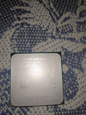 Продам процессор AMD A6 3620
