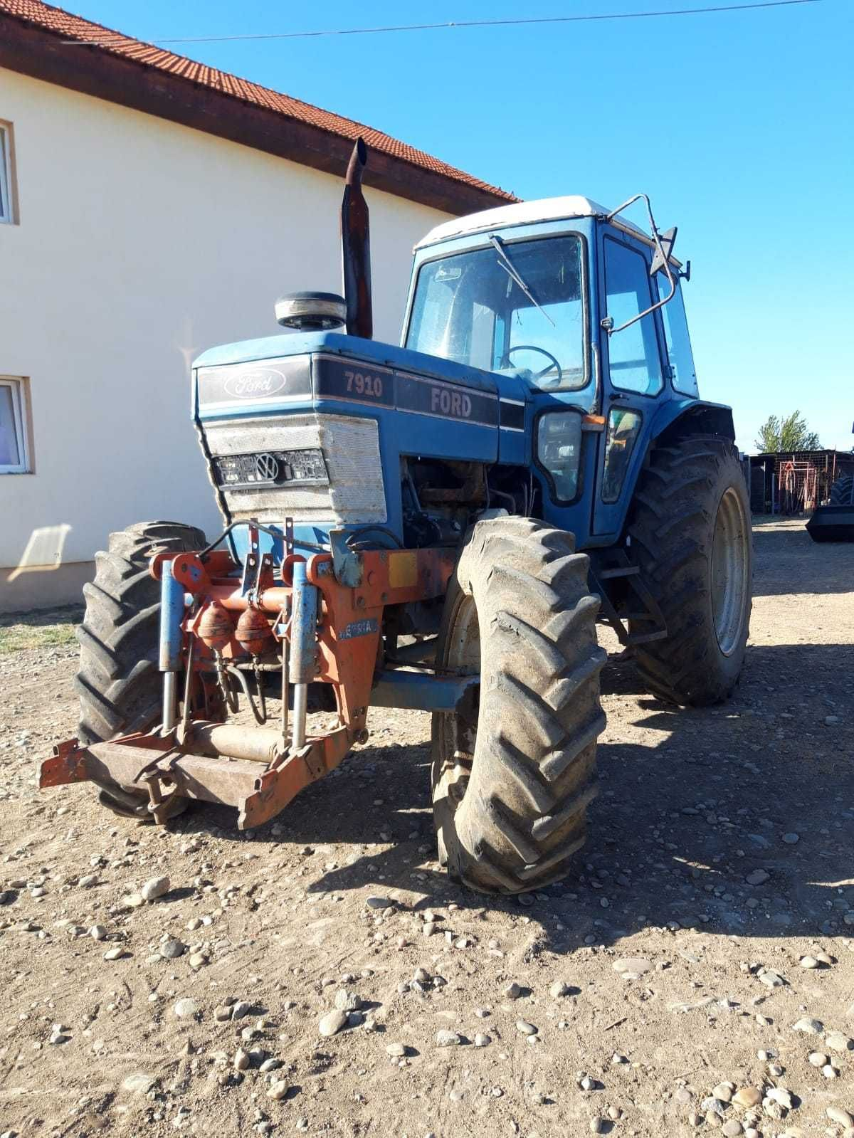 Tractor Ford 7910 100CP