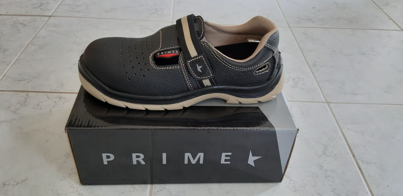 Работни сандали Prime и Firsty