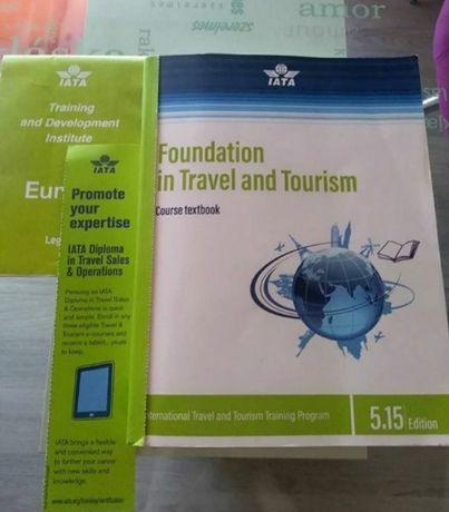 Учебник Foundation in Travel and Tourisme
