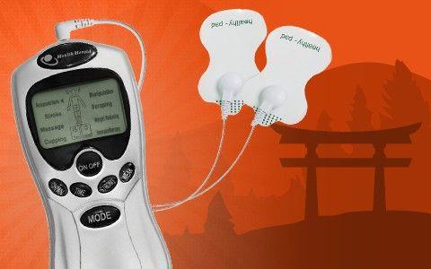 Aparat electronic de masaj. RENKAI