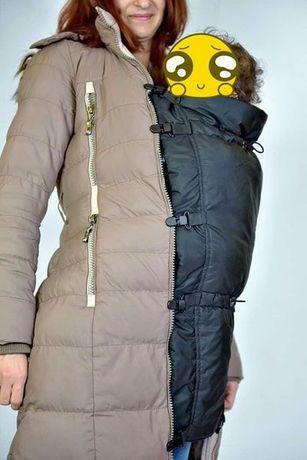 Приставка/удължител за яке за бебеносене или бременност