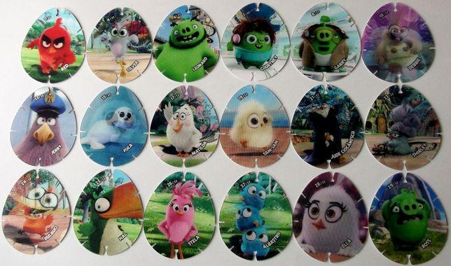 Cartonase Angry Birds 2 Carrefour 2 lei bucata